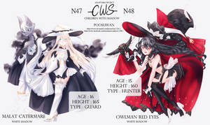 CWS SET 11 Auction [ OPEN 2/2] by poosuwan