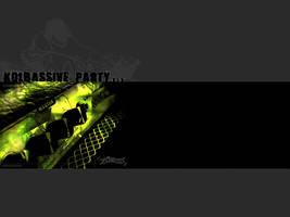 Kolbassive party by gloaded