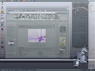 desktop by gloaded