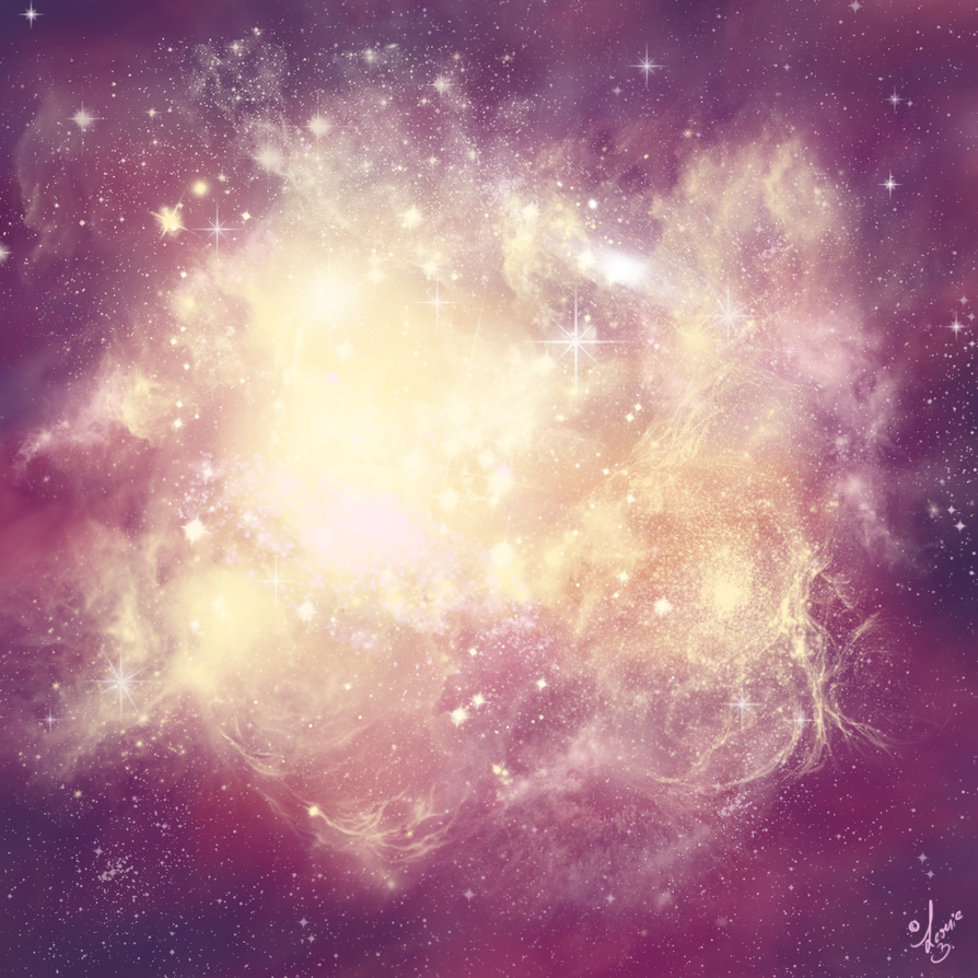 My galaxy 2 by LittleMeroko-chan