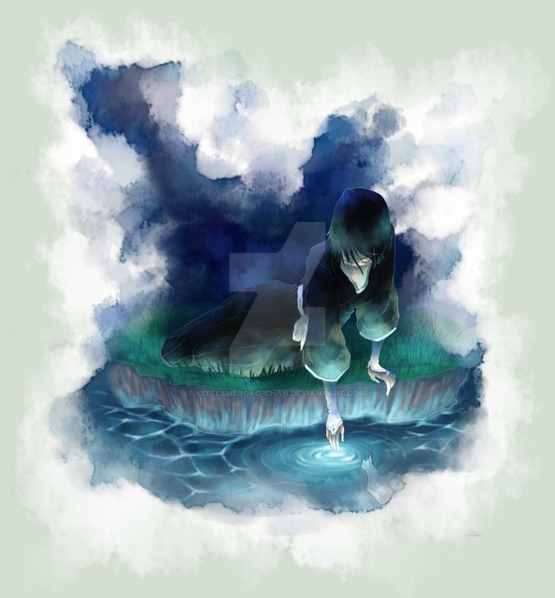Rukia.loose by LittleMeroko-chan
