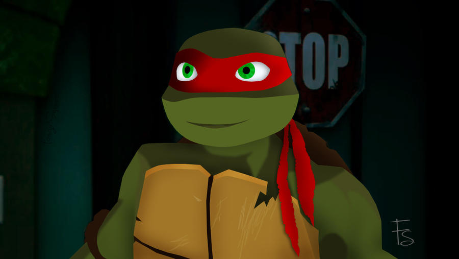Raphael S Smile By Fangirlsquees On Deviantart