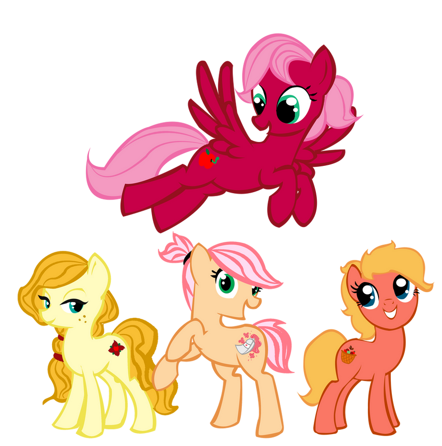 Fluttermac Kids By Sweetchiomlp Baby Flurry Heart Child
