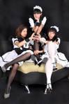 my maids friends :3