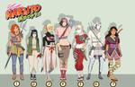 Naruto Adopts females