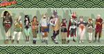 OPEN Naruto adoptables set 1 by kris10T