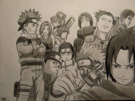 Naruto Group ~ Finished by Jennux3