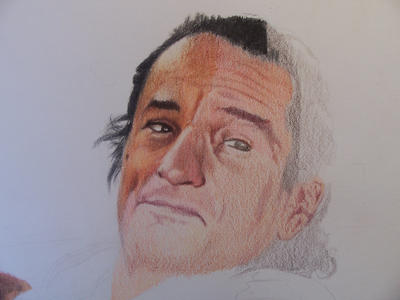 DeNiro WIP-2 by glen-bramlitt