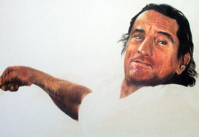DeNiro WIP-3 by glen-bramlitt