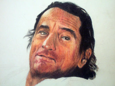 DeNiro WIP-4 by glen-bramlitt
