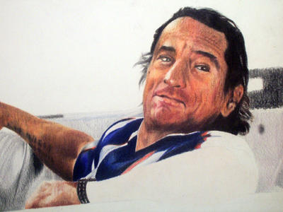 DeNiro WIP-5 by glen-bramlitt