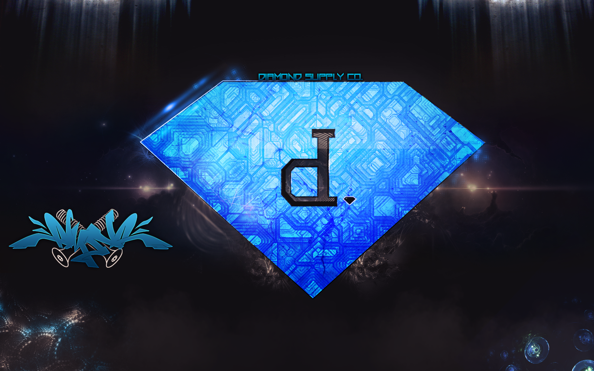 Diamond Supply Co. Wallpaper. by FlowDesiigns on DeviantArt - photo#17