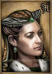 Amelia (14th century) by NebelEule