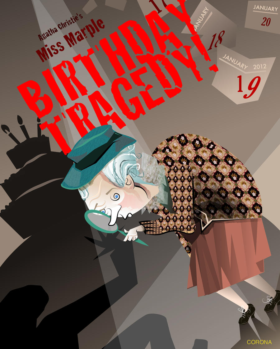 Miss Marple gets a clue too late by rac3775
