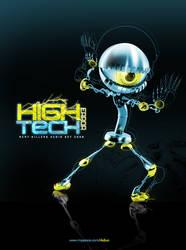 High-Tech Error Set 2008 by luh-yart