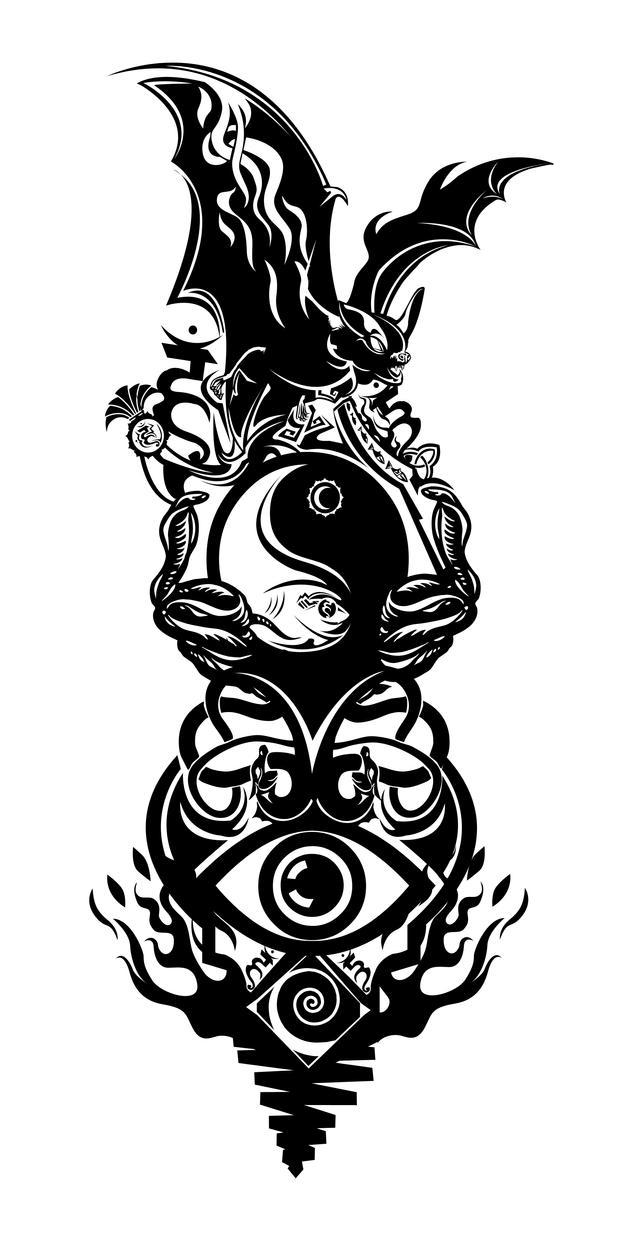 Totem da Noite by luh-yart