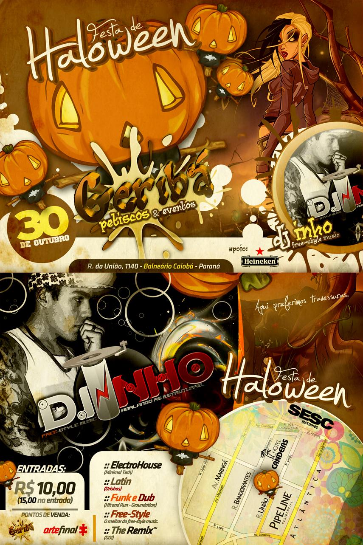 Geriba Halloween II by luh-yart