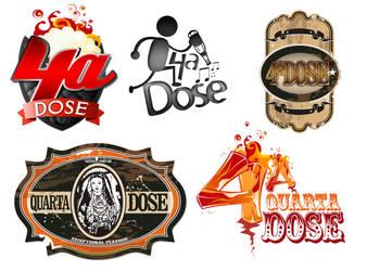4th Dose Logos by luh-yart