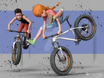 Tricky Bike Tricks
