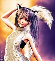 Foxy Sakura
