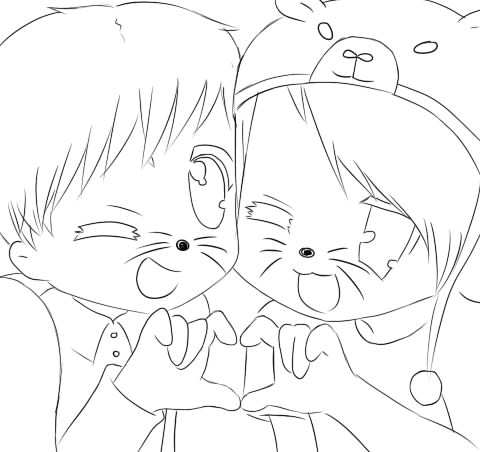 Dan And Phil Coloring Pages Sketch Coloring Page