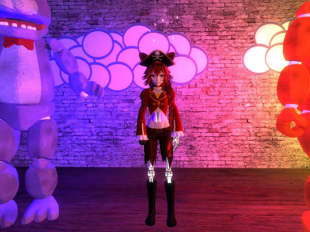 Gmod Pac 3 Five Nights At Freddys Foxy Female By Strifffe On Deviantart