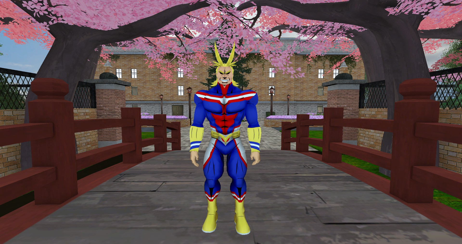 Gmod PAC 3 Hero Academia All Might by Strifffe on DeviantArt