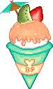 Shaved Ice KiwiSberry by Ice-Pandora