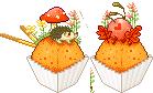 Autumn Cupcake by Ice-Pandora