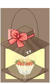 Cupcake lantern by Ice-Pandora