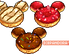 Mickey Mouse Donut by Ice-Pandora