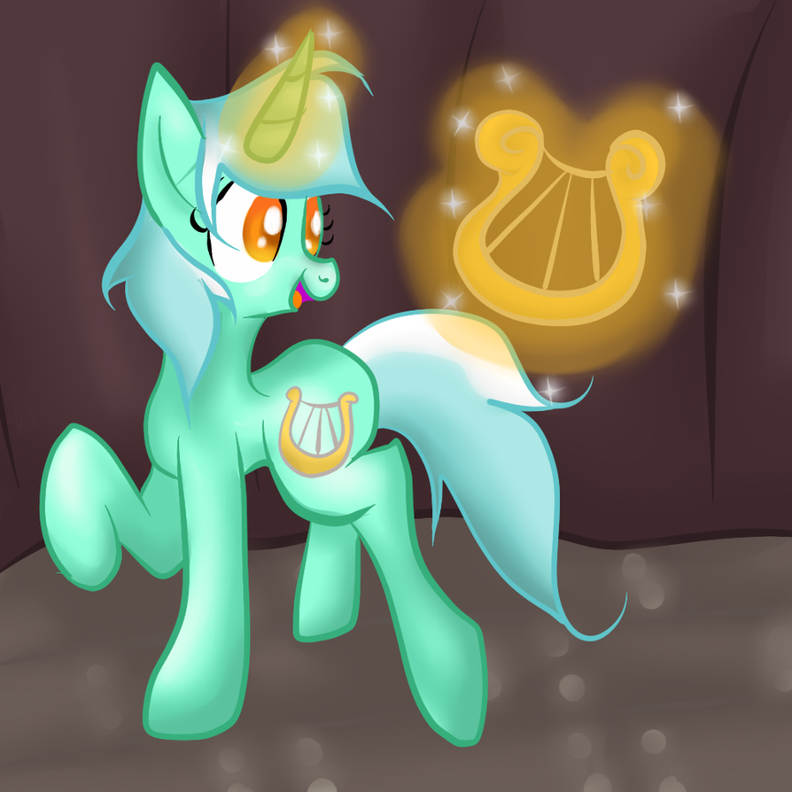 Lyra's Lyre by Sasifrass