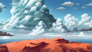 Oceanic Clouds
