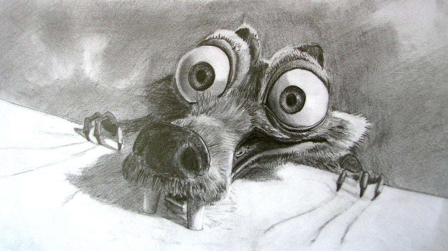 SCRAT from Ice Age by ...