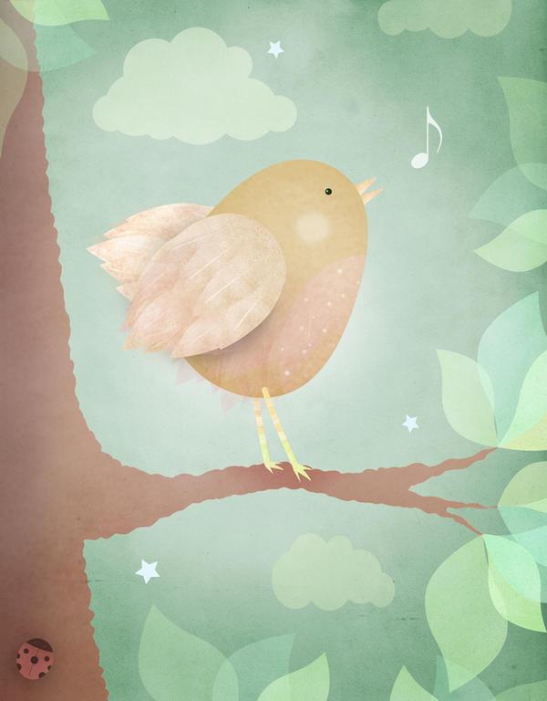 Bird by HannahChapman