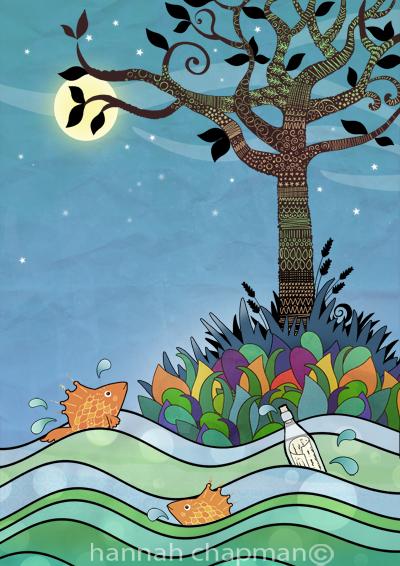 The twisty Tree by HannahChapman