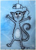 ...Fluffy jumpeR.... by HannahChapman