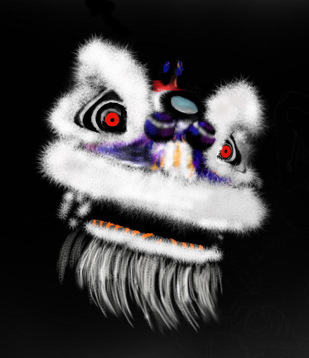 Lion Dance by angelfalls714