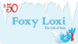 Foxi Loxi GC 50 by TheManyVoices