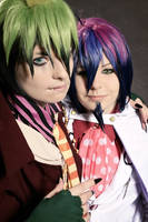 Ao no Exorcist: Brothers~ by Endzii