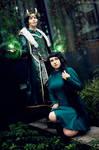 Loki'd by Endzii