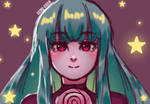 The king of fighters: Kula Diamond by Cemi-chan