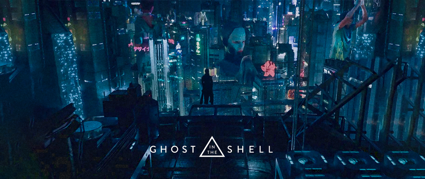 Ghost In The Shell 2017 Wallpaper 2560x1080 Png By Kenshi337