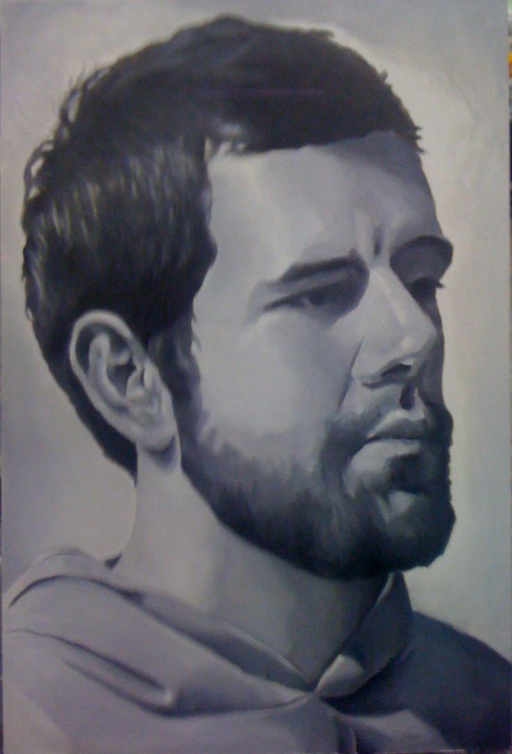 self portrait by Blakavitch