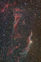 NGC6960 Smal Veil Nebula by ZeSly