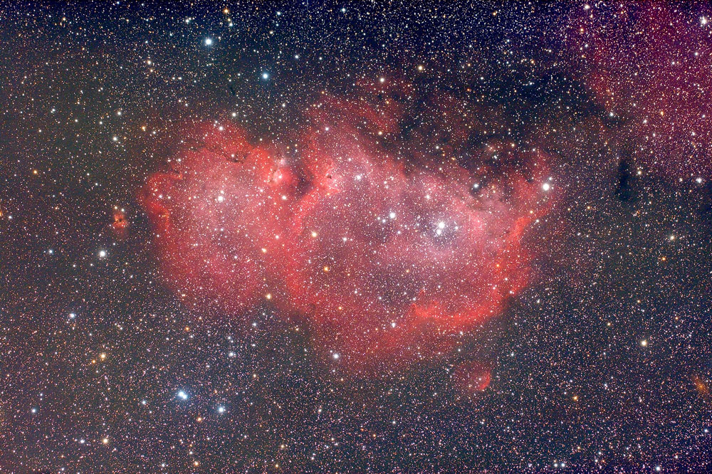 IC 1848 - Soul Nebula by ZeSly