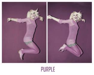 purple by Rinmaru