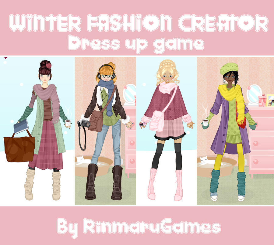 Winter Avatar Creator by Rinmaru