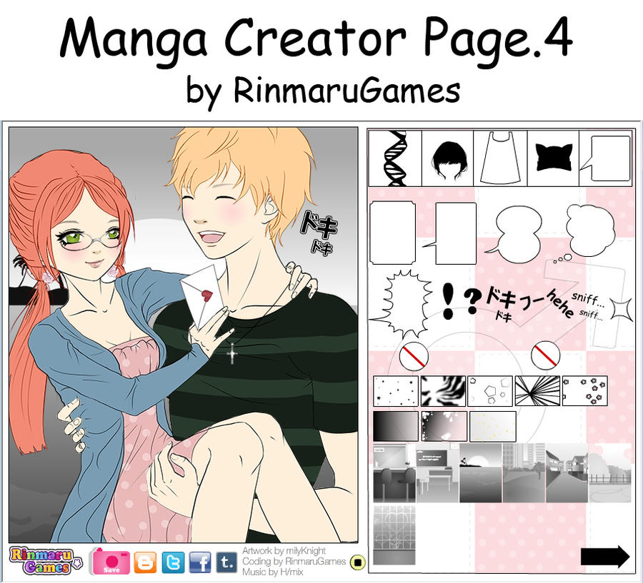 manga creator