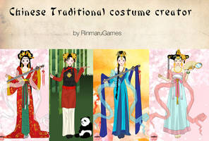 Chinese costume creator by Rinmaru